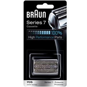 Replacement Foil and Cutter Series 7, Braun 70S-1