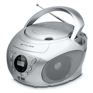 Magnetoola, Muse / raadio, CD, MP3 & USB