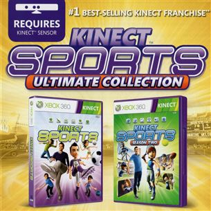 Xbox360 mäng Kinect Sports: Ultimate Collection / Kinect