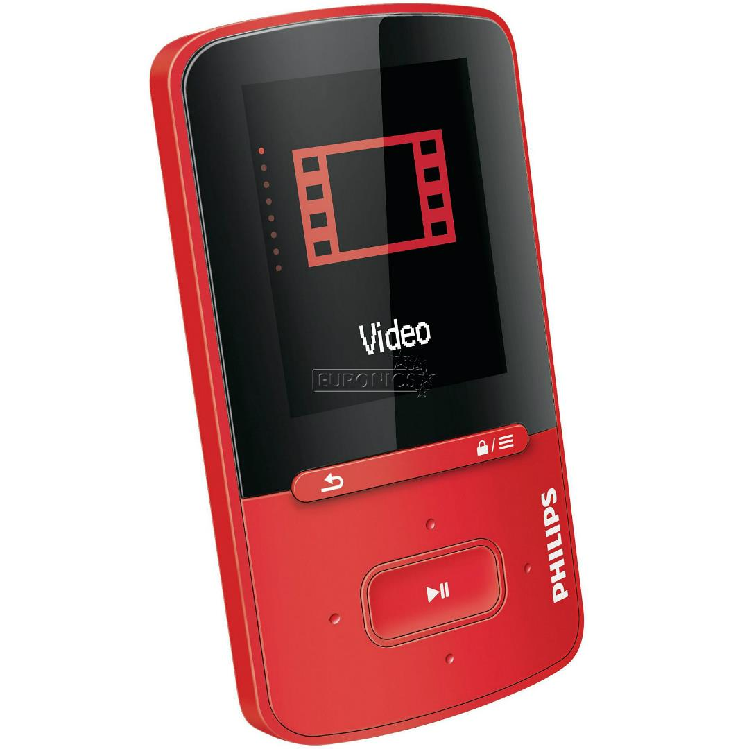 Mp4 Player Gogear Philips Sa4vbe04rf 12