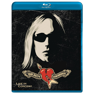 Tom Petty & The Heartbrakers - Live in Concert (Blu-ray kontsert)