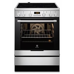 Ceramic electric cooker Electrolux (60 cm)