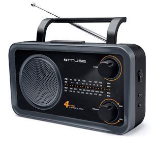Kaasaskantav raadio, Muse