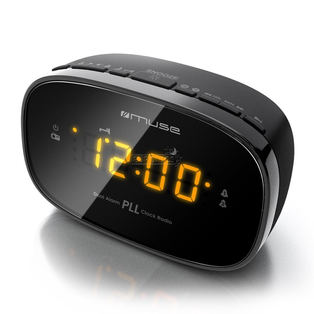 Clock radio M-150CR, Muse, M-150CR