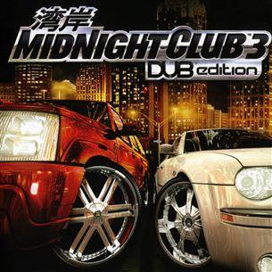 PlayStation Portable mäng Midnight Club 3: Dub Edition