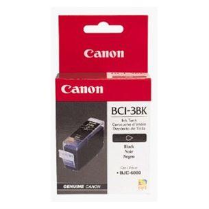Tindikassett BCI-3BK (must), Canon
