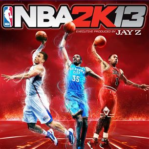 PlayStation Portable mäng NBA 2K13