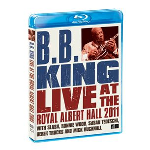 B.B. King: Live at the Royal Albert Hall (Blu-ray kontsert)