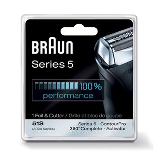 Replacement Foil and Cutter Braun Series 5 51SNEW