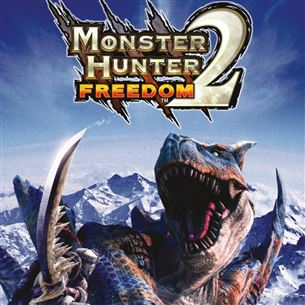 PlayStation Portable mäng Monster Hunter: Freedom 2