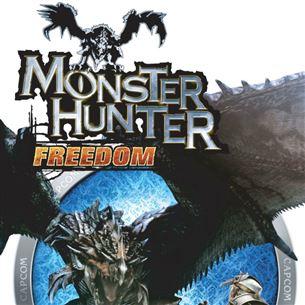 PlayStation Portable mäng Monster Hunter: Freedom