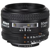 Объектив Nikkor 50 мм F/1.4D, Nikon