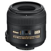 Objektiiv AF-S DX Micro-NIKKOR 40 mm f/2.8 G, Nikon