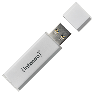 USB-накопитель AluLine, Intenso (4 ГБ)
