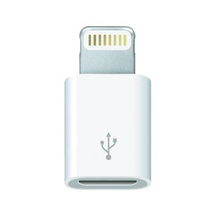 Adapter Lightning -> micro USB, Apple