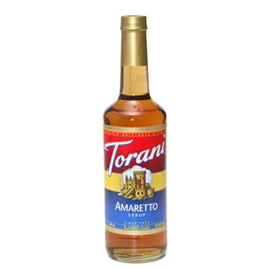Maitsesiirup Amaretto, 750ml, Torani 361088