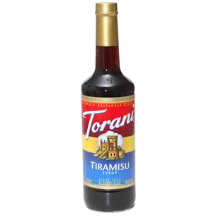 Maitsesiirup Torani Tiramisu 750 ml