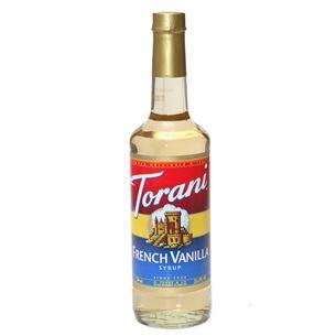 Maitsesiirup Prantsuse Vanilla, 750ml, Torani