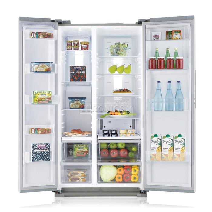 Samsung Side By Side side by side refrigerator samsung height 178 9 cm rs7527thcsp