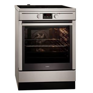 Oven with induction hob, AEG / 60 cm