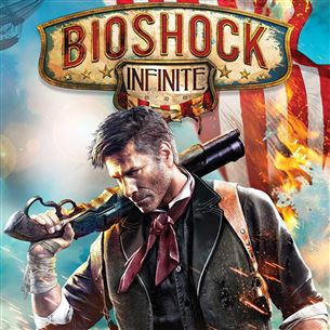 PlayStation 3 mäng BioShock Infinite / PS Move´i tugi