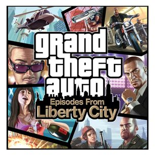 Xbox360 mäng GTA: Episodes from Liberty City