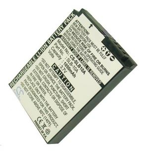 Digital camera battery Samsung SLB10A, CS