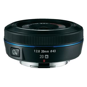 Objektiiv EX-W20NB, Samsung / 20 mm