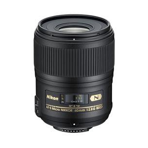 Objektiiv AF-S Micro Nikkor 60mm f/2.8G ED, Nikon