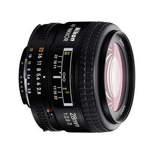 Objektiiv AF Nikkor 28mm f/2.8D, Nikon