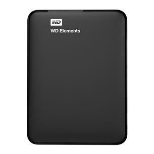 Väline kõvaketas Elements, WD / 500 GB