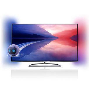 3D 60 Full HD LED LCD-teler, Philips / Wi-Fi