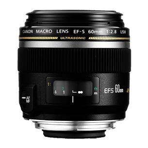 Objektiiv EF-S 60mm F2.8 USM Macro, Canon