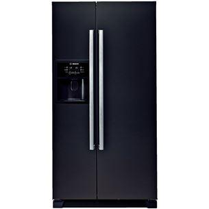 SBS-külmik NoFrost, Bosch / kõrgus: 180 cm