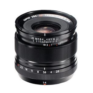 Objektiiv Fuji XF 14mm f/2.8 ASPH, Fujifilm