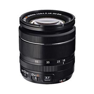 Objektiiv Fuji XF 18-55mm f/2.8-4 OIS, Fujifilm