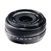 Fuji XF 18mm f/2 ASPH lens, Fujifilm