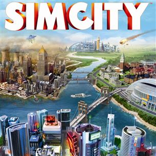 Arvutimäng SimCity (2013)