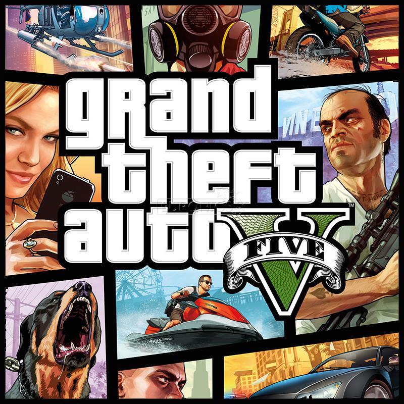 1b57c913a47 PlayStation 3 mäng Grand Theft Auto V, 5026555410212