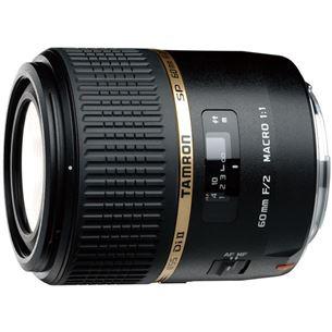 Objektiiv AF 60mm F2.0 SP Di II Macro Nikonile, Tamron