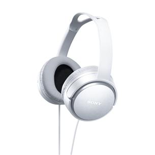 Hi-Fi kõrvaklapid Sony MDR-XD150 MDRXD150W.AE