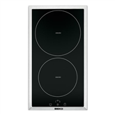 Built-in induction hob Domino, Beko