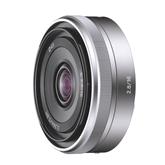Lameobjektiiv E 16mm F2.8, Sony