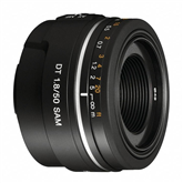 DT 50mm F1.8 SAM lens, Sony