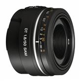 Объектив DT 50 мм F1.8 SAM, Sony