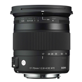 Objektiiv 17-70mm F2.8-4 DC Macro (OS) HSM Nikonile, Sigma