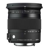 Objektiiv 17-70mm F2.8-4 DC Macro HSM Canonile, Sigma