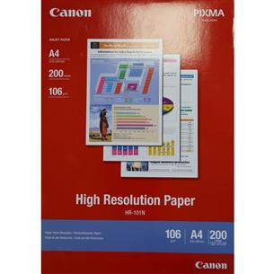 Fotopaber HR-101N, Canon