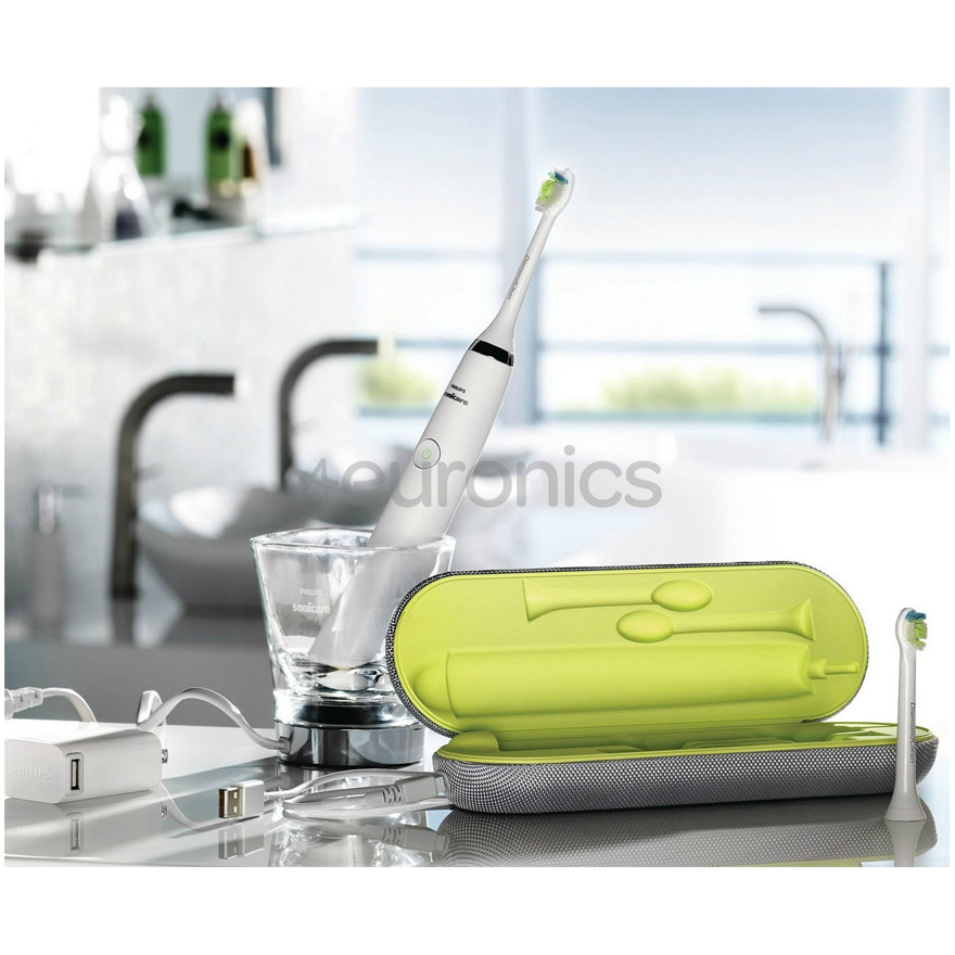 8292ac912c7 Rechargeable sonic toothbrush Sonicare DiamondClean, Philips, HX9332 ...