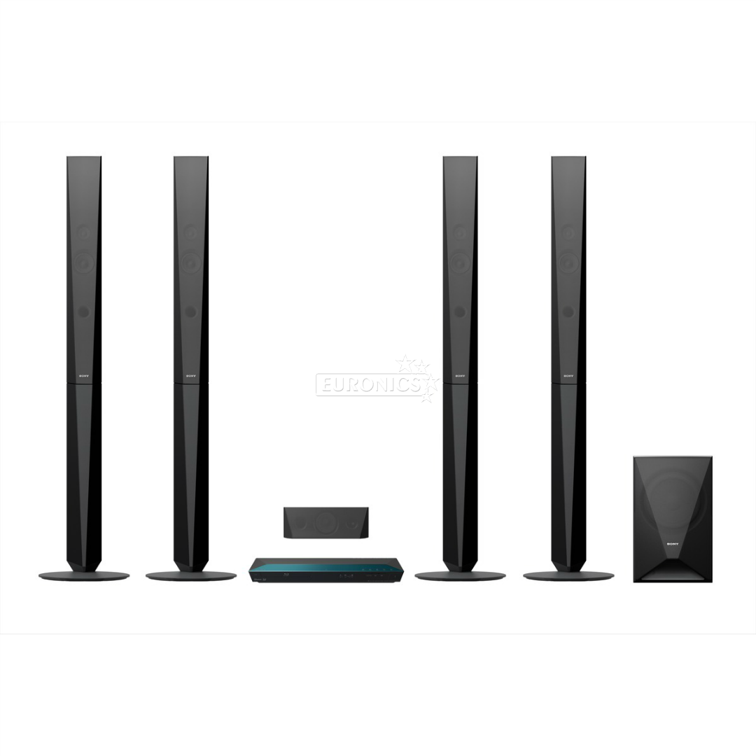 3d Blu Ray Home Cinema System Sony Nfc Bluetooth Bdve6100 Cel # Meuble Tv Sony Home Cinema